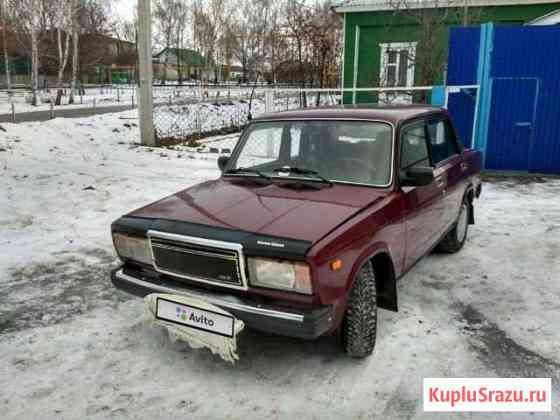 ВАЗ 2107 1.5МТ, 2002, 148000км Большое Нагаткино
