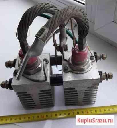 Тиристоры лавинные тл-2-200-9 с радиаторами Ульяновск
