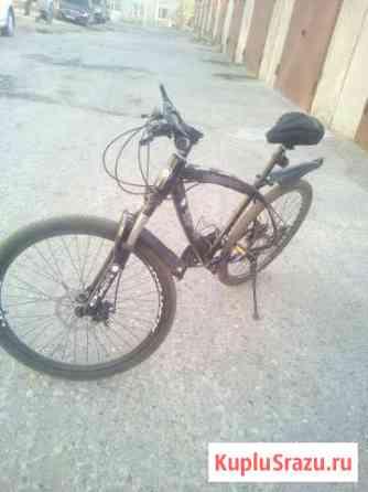 Горный велосипед (б/у 2 мес) колёса26 24 скорости Ульяновск