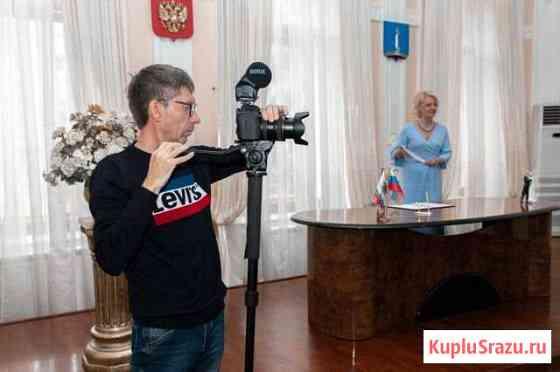 Видеосъемка вашего торжества Ульяновск