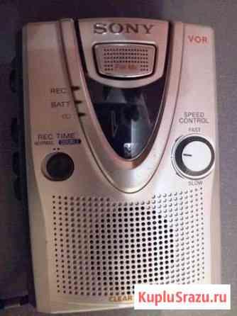 Диктофон Sony TCM-400DV Хабаровск