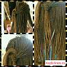 Плетение афрокос и причесок
