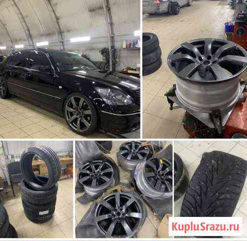 Колеса Nissan GTR35 Нижневартовск
