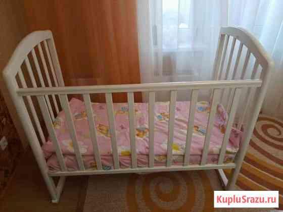 Детская кровать Югорск