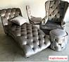 Ремонт и реставрация мягкой мебели