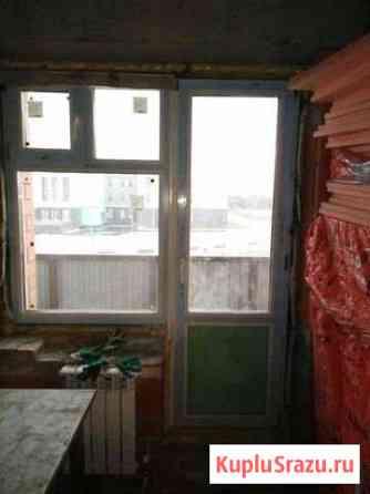 Выход на балкон Цивильск
