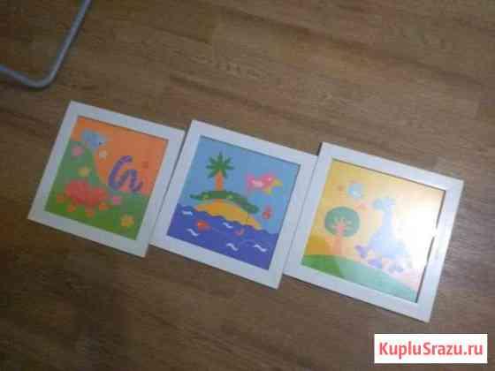 Картины в детскую комнату Ярославль