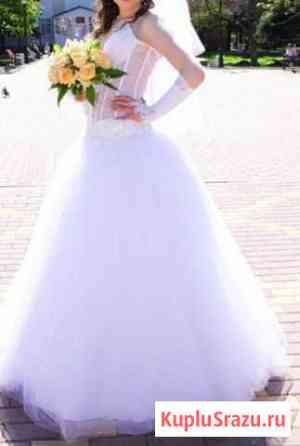 Продам свадебное платье Шахты