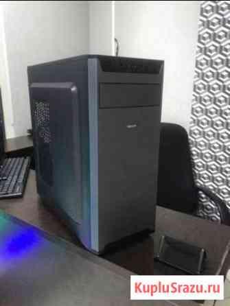 Мощный игровый компьютер на Intel core 5 c RX 580 Уфа
