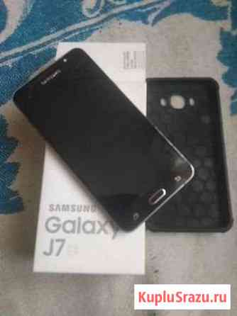 SAMSUNG galaxy j7 (2016) Романовская