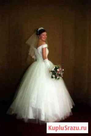 Платье свадебное Дубовое