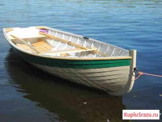 Лодка Пряжинка Петрозаводск