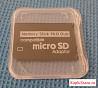 Адаптер MicroSD - MS Pro Duo (Sony PSP и не только