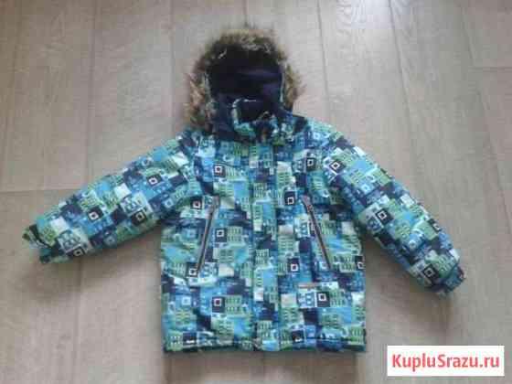 Куртка зимняя Lenne Москва