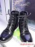 Ботинки осенние на девочку