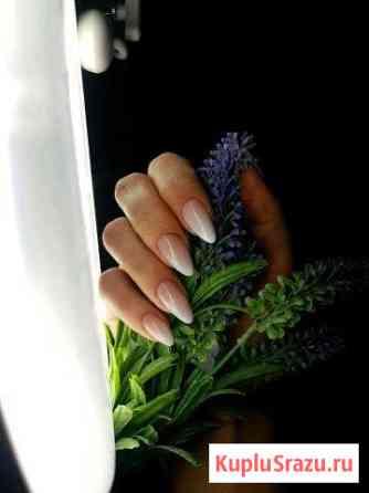 Наращивание ногтей.Гель-лак.Укрепление ногтевой пл Сергиев Посад