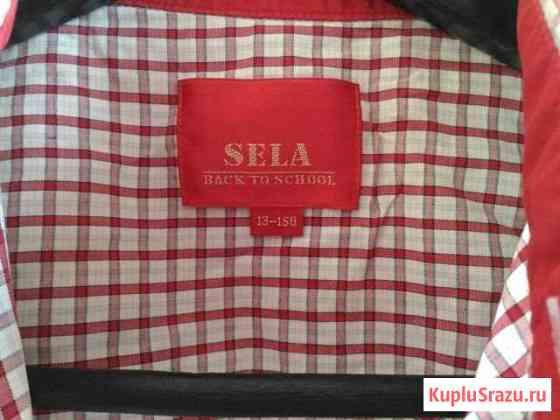 Рубашка Sela Санкт-Петербург