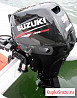 Раздушка лодочного мотора DF suzuki 9,9B инжектор