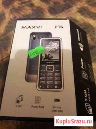 Телефон Maxvi P16 Нефтекамск