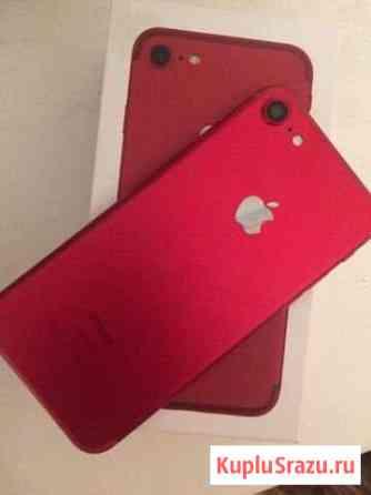 Продам iPhone 7 32гб, носился в чехле, состояние 9 Чайковский