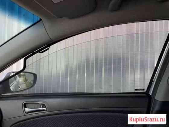 Каркасные шторки Laitovo Hyundai Solaris Надым