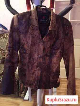Пиджак натуральная кожа Рыбинск