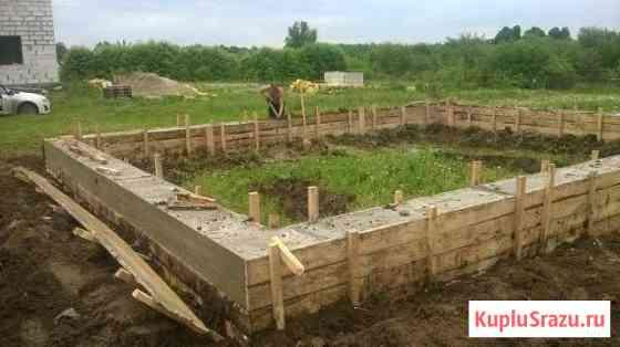Строительство Янаул