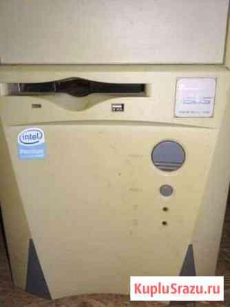 Системный блок пк с программой 1С Intel, Asus Елец