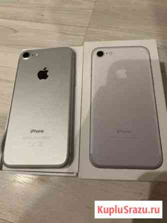 iPhone 7 32 GB silver рст Пермь
