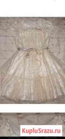 Платье для девочки Colabear р.130 Тюмень