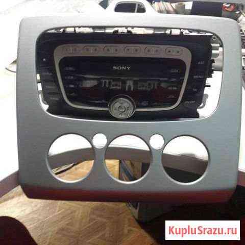 Магнитола штатная на форд фокус 2 Сургут