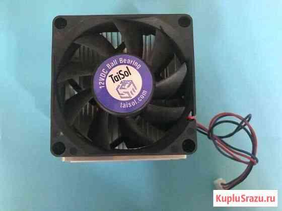 Радиатор процессора TaiSol 12VDC Ball Bearing Вятские Поляны