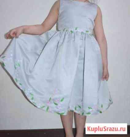 Платье с вышивкой Нижний Новгород