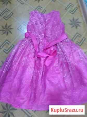 Платье для девочки Свободный