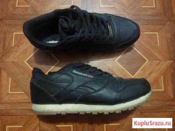 Продаю зимние кожаные кроссовки Reebok Пенза