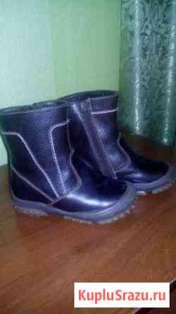 Зимние ботинки Южноуральск