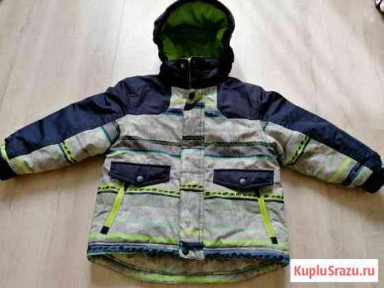 Демисезонная куртка, мембрана Rodeo Германия 104р Кемерово