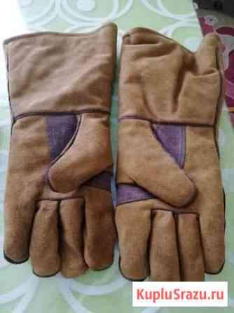 Перчатки рабочие меховые Ишим
