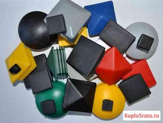 Пластиковые заглушки для профильных труб Барнаул