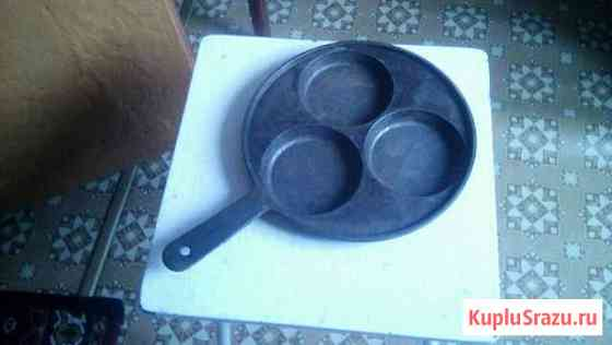 Сковородка чугунная Улан-Удэ