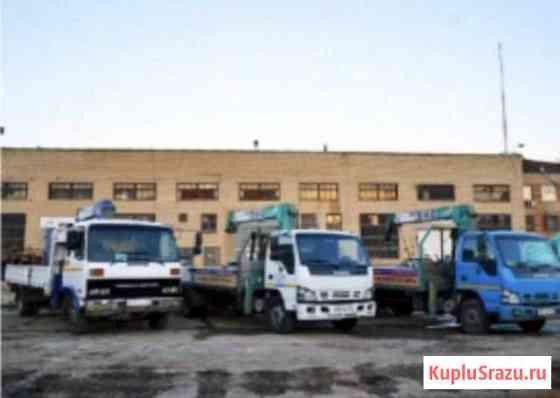 Услуги манипулятора, от 1-10 тонн, воровайка, само Новокузнецк