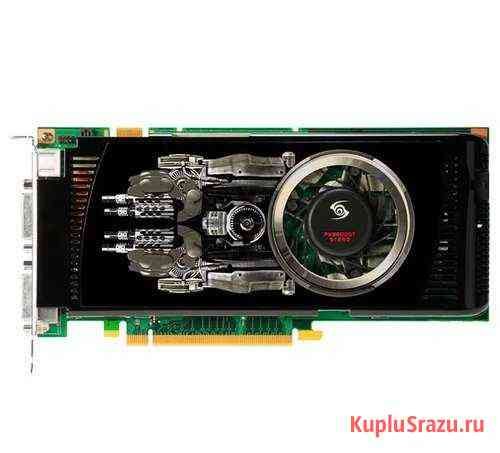 Видеокарта PCI-E 512Mb GeForce Fx9600Gt Leadtek Краснодар