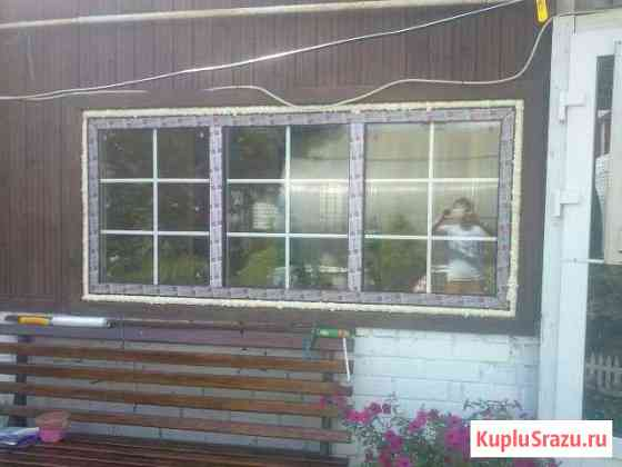Окна для дачи 850*1400 Елабуга
