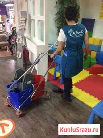Уборщица(к) служебных помещений Иркутск