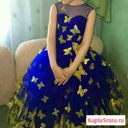 Платье Карасук