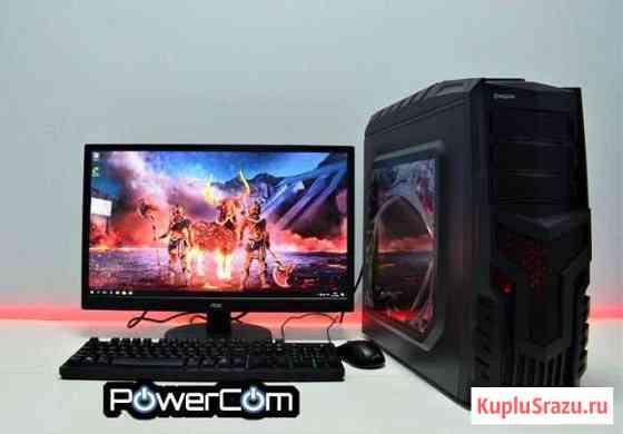 Лютый игровой пк на Haswell + GTX 1060 6GB Новосибирск
