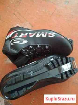 Лыжные ботинки Пермь