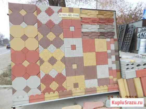 Тротуарная плитка Винсады
