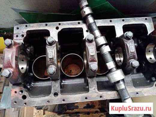 ЗИЛ 5301 блок двигателя Д245 Тобольск
