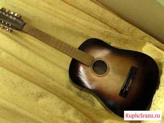 12-струнная гитара Чебоксары